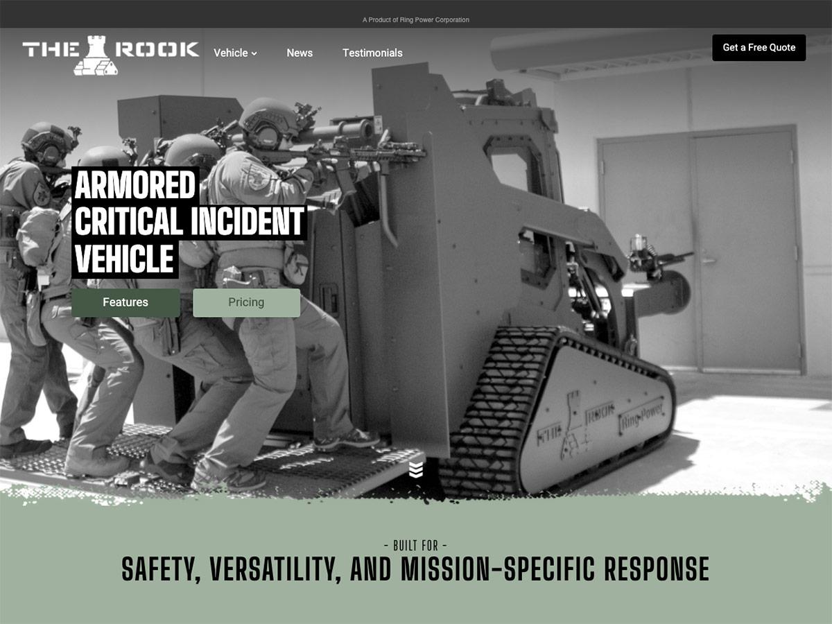 The Rook Website