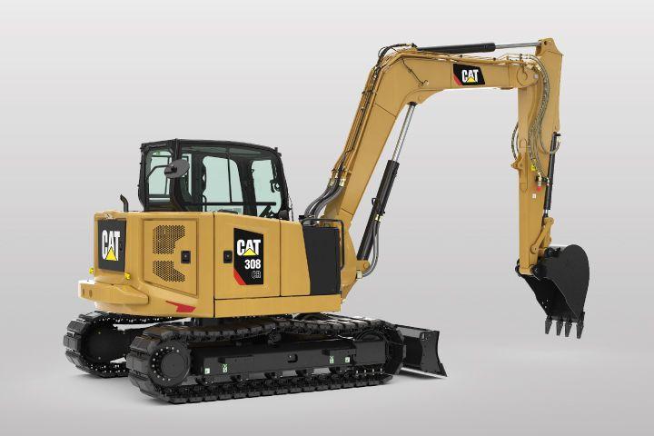 Cat 308 CR