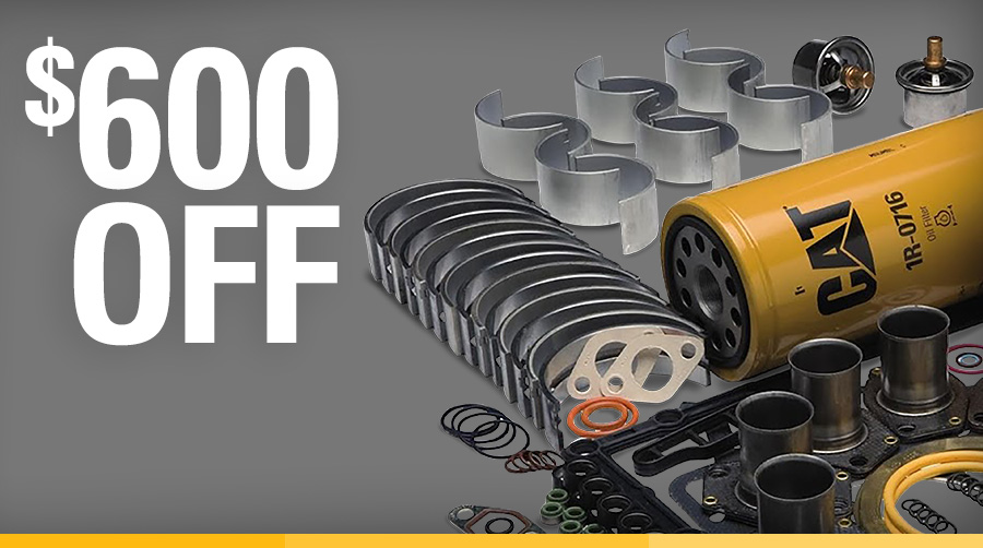 Free gift for a limited time with any over-the-counter hose build