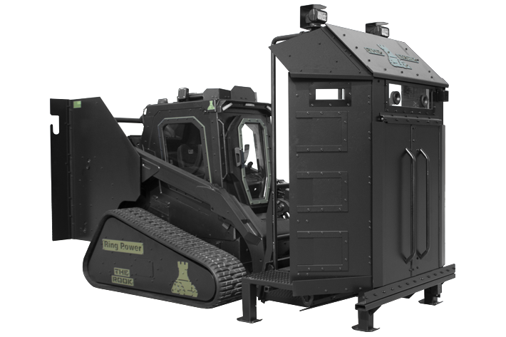 The Rook tactical vehicle