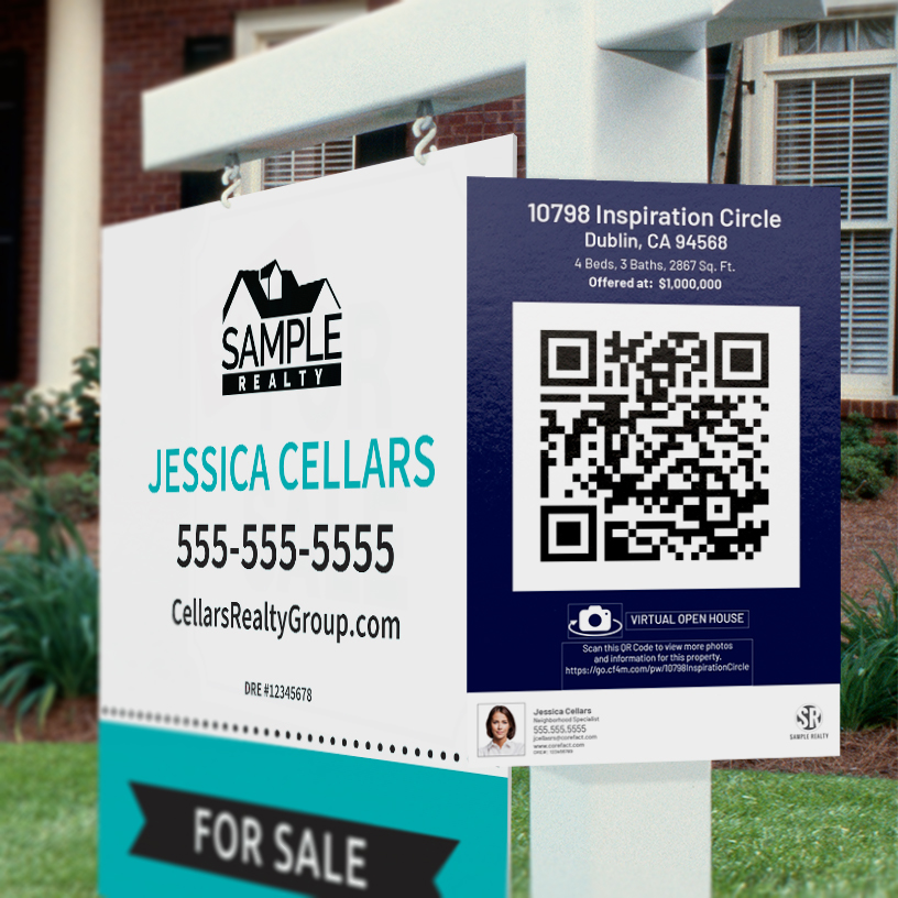 Property Flyer Signs