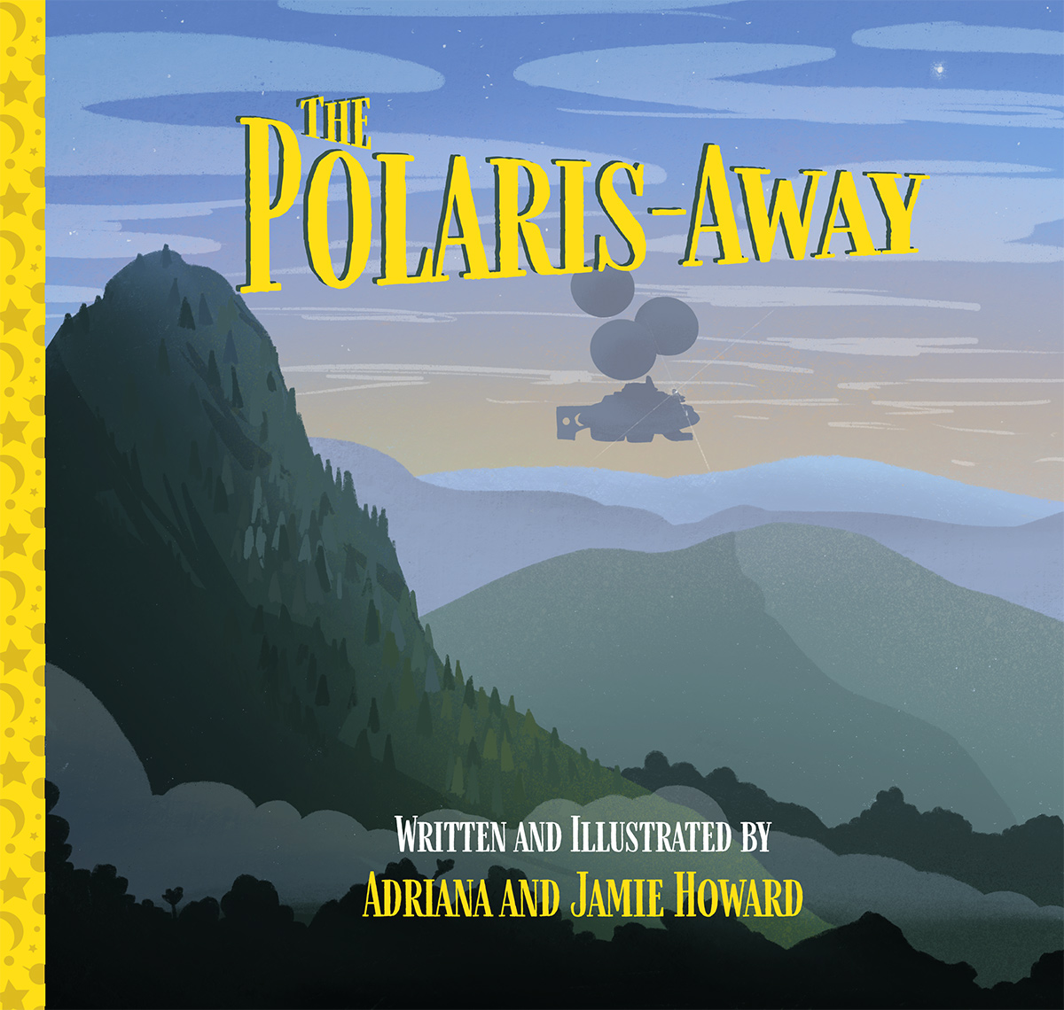 The Polaris-Away book cover