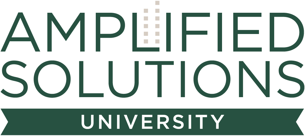 Amplified Solutions University