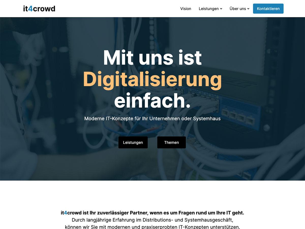 it4crowd Website