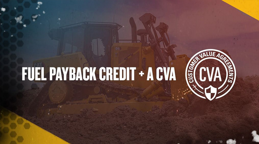 Fuel payback credit