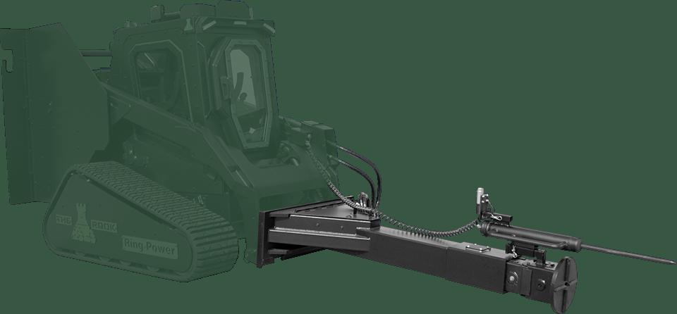 Hydraulic Breaching Ram