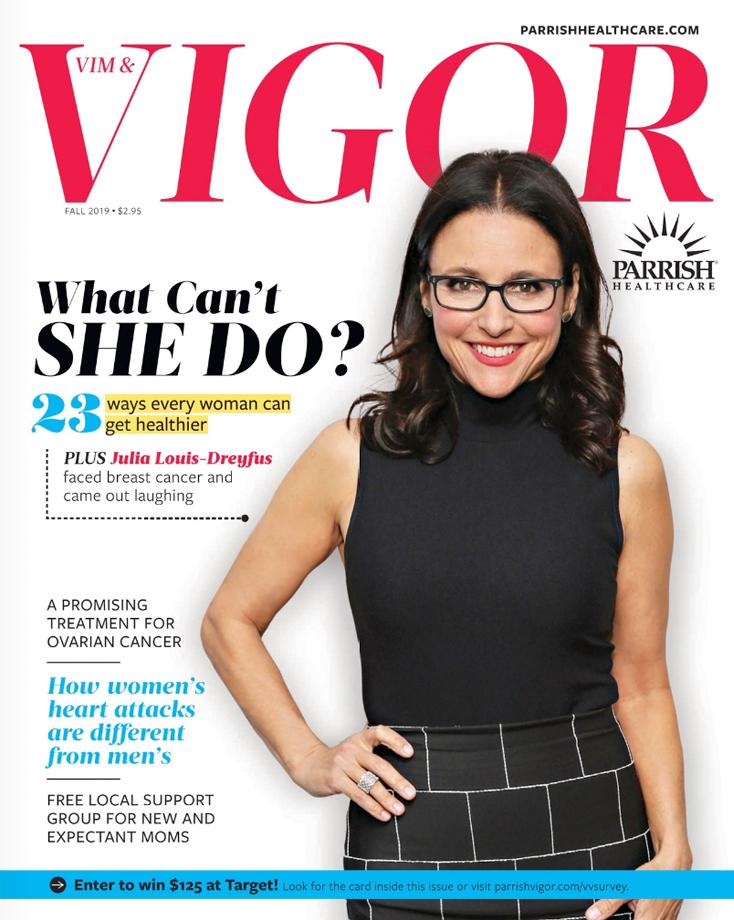 Vim & Vigor Digital Publication