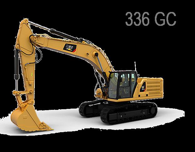 Cat 320 GC