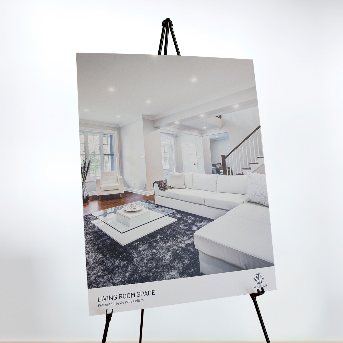 Virtual Staging Signs
