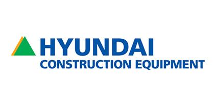 Hyundai Construction Equipment Logo.