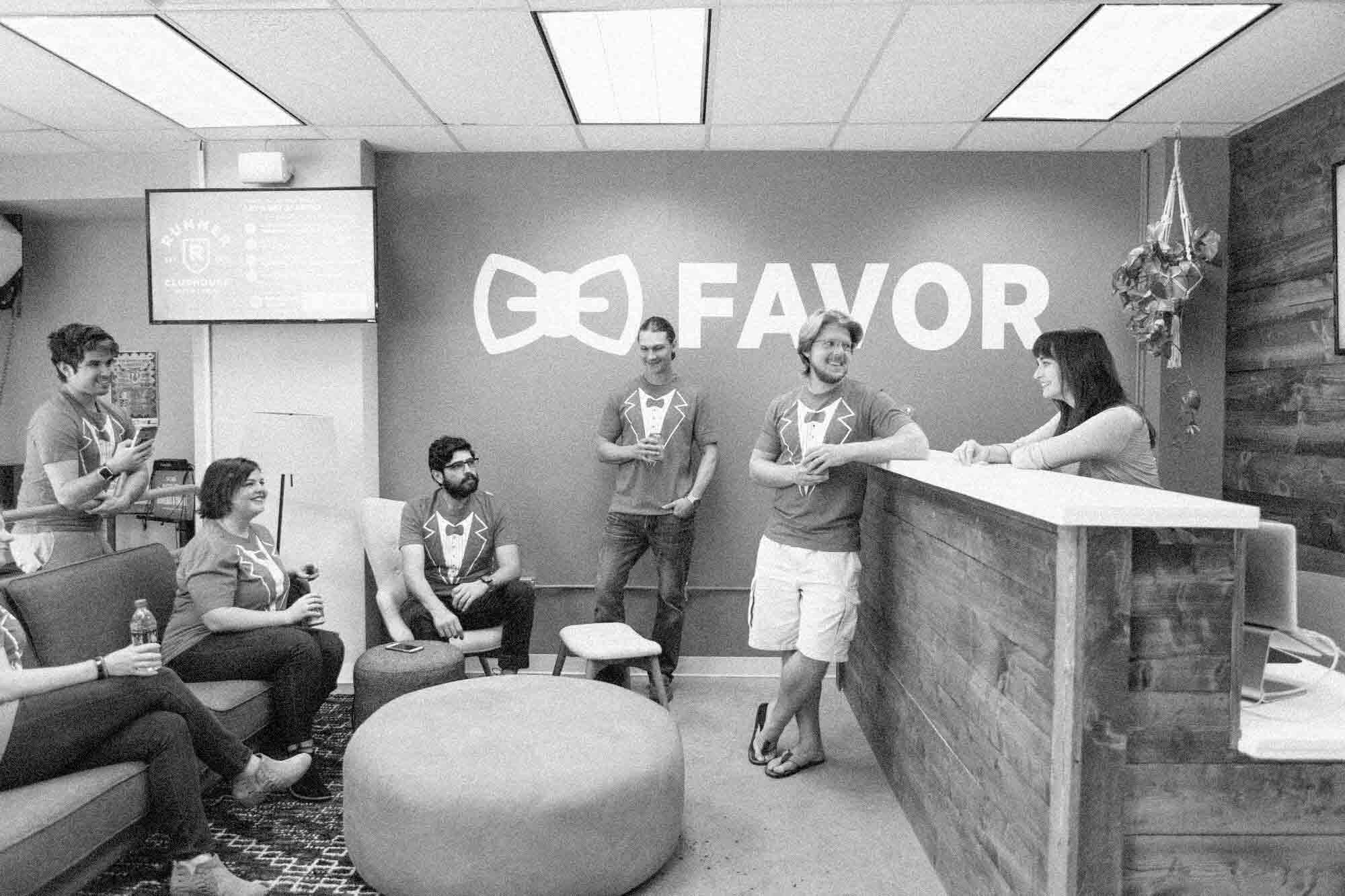 Four Days at Favor