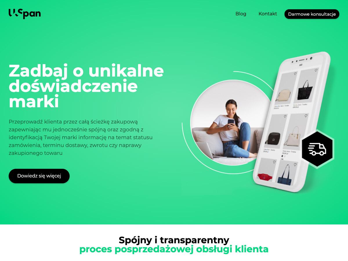 U-Span Website