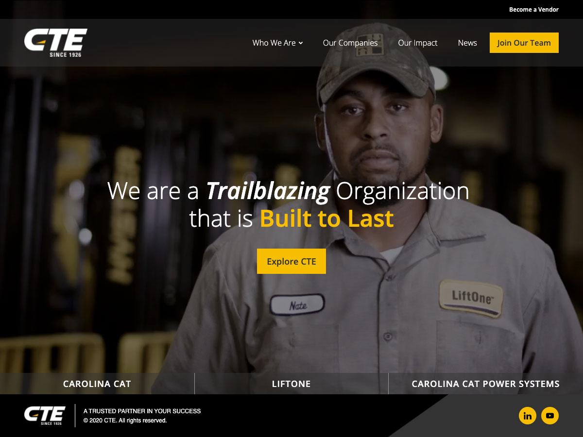 CTE Since 1926 Website