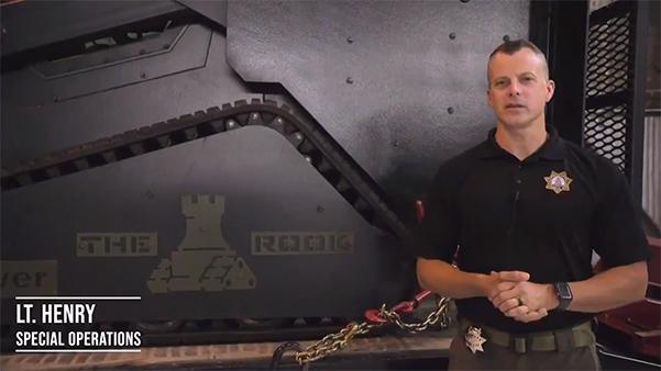 Video: Sacramento Sheriff - The Rook