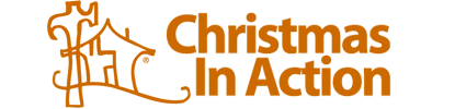 Christmas In Action Logo